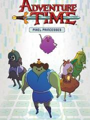 探险时光:像素公主